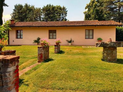 Photo for Holiday apartment Bucine for 4 persons with 2 bedrooms - Farmhouse