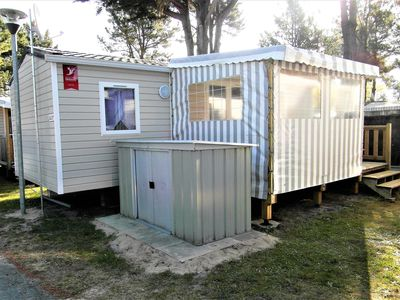 Photo for Mobile home 2 bedrooms