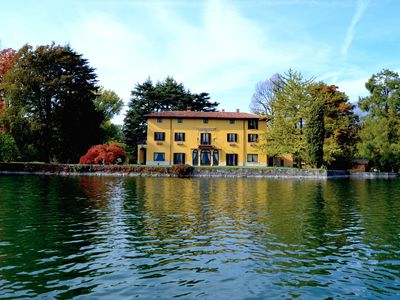 Photo for Villa Adinolfi - Your perfect escape on the Lake Como area (with private pool)