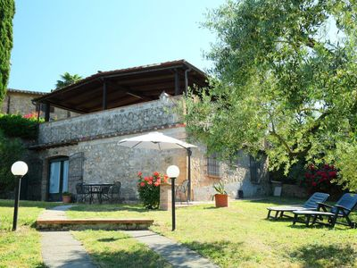 Photo for 2 bedroom Villa, sleeps 4 in Certano with WiFi