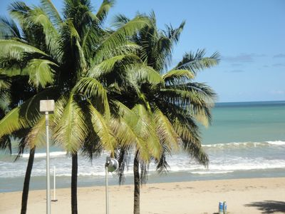Photo for elegant oceanfront apartment in an exclusive area in the city of Puerto Rico