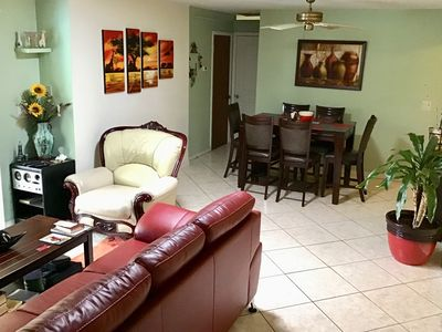 Photo for 2BR Apartment Vacation Rental in Cape Coral, Florida