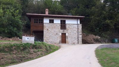 Photo for Village house 2 trisqueles recently renovated. Unique, calm and natural environment.