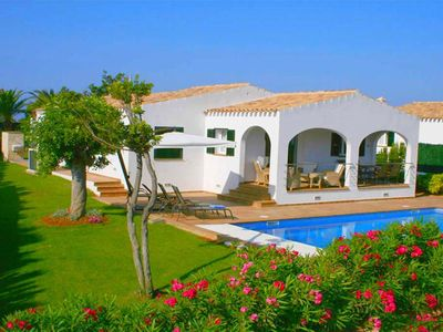 Photo for A unique complex of 7 private luxury villas, each having three bedrooms and 3 bathrooms with private