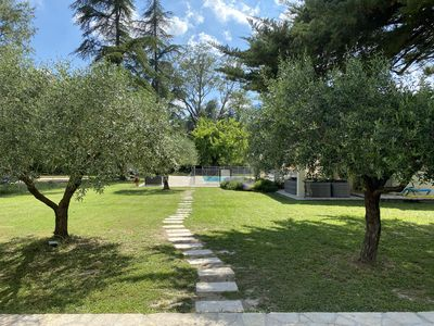 Photo for 28º HEATED POOL! Kids paradise on 1ha, riverside property with spectacular views