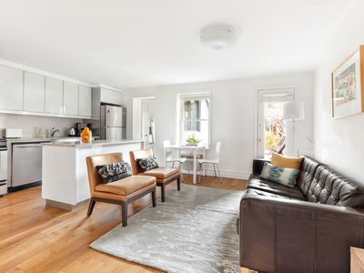 Photo for Carroll Gardens, Brownstone 2 Bedroom with garden, one block to F/G station