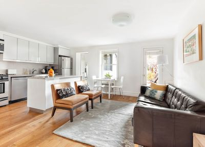2 Bedroom Apartments In Brooklyn | Carroll Gardens Brownstone 2 Bedroom With Garden One Block To F G Station Brooklyn