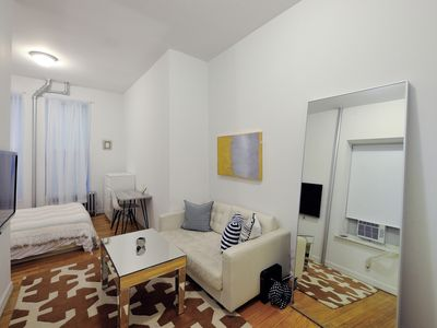 Photo for Natasha's Gramercy Retreat - Studio Apartment - Apartment