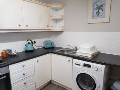 Photo for Flamingo - 2 bed apartment in the heart of Scarborough's Old Town