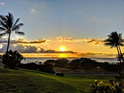 Photo for Maui Kamaole G115 Ocean Views and Whale Watching!