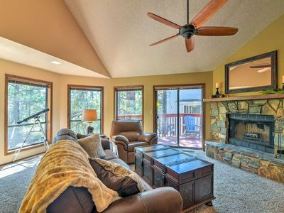 Photo for NEW! Townhome w/Deck- 8 Mins to Downtown Flagstaff