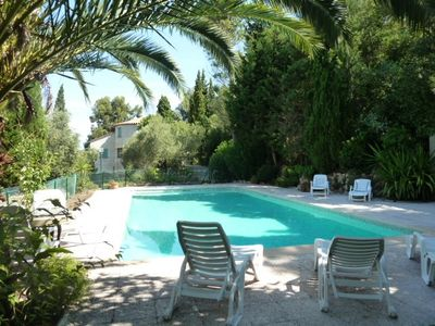 Photo for Provencal Villa with Pool, Esterel In Peace
