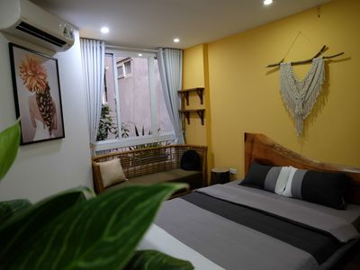 Photo for The Gallery House - Cozy Room/1 Queen Bed / Share Kitchen/Hanoi Center #B2