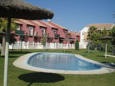 Photo for Apartment with communal pool / Chiclana