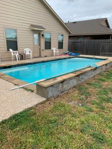 Photo for Home away from home! Built in 2017 4/2/2 with pool!
