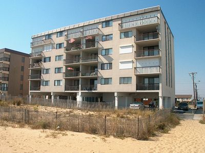 Photo for Ocean Towers 1B-Oceanfront 71st St, Elev, W/D, AC