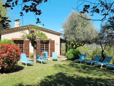 Photo for Vacation home in Fayence, Côte d'Azur hinterland - 8 persons, 4 bedrooms