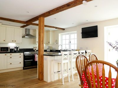 Photo for 1 Forstal House -  a cottage that sleeps 8 guests  in 3 bedrooms