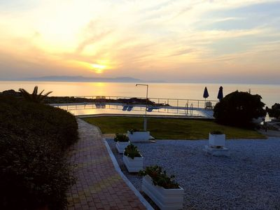 Photo for Apartment in Chania with Parking, Internet, Washing machine, Air conditioning (119487)