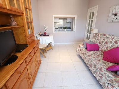 Photo for 139-NOBASSA- Apartment with a double room and large terrace