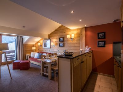Photo for Apartement in the center of Courchevel 1850