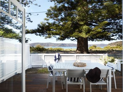 Photo for Stunning Patonga Beachfront - The Pearl
