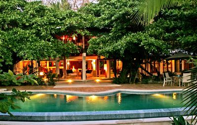 Photo for The Magnificent Casa Capitan, Beachfront Luxury, Oozing Chic, Perfect Surf