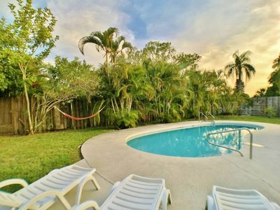 Photo for Grand home with pool in Gulf Gate Estates of Sarasota
