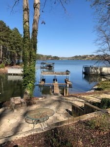Photo for Country Club on Lake Lanier! w/Game Room, double slip dock w/sundeck on top!!