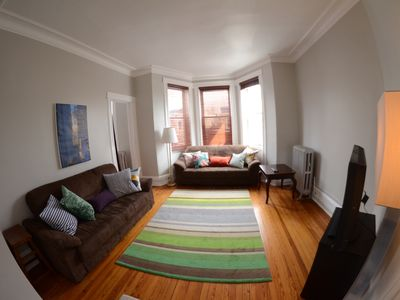 Photo for 3BR Apartment Vacation Rental in Weehawken, New Jersey