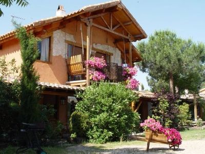 Photo for Rural apartment Las Cavas for 6 people