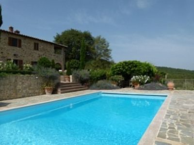 Photo for Villa With Large Private Pool Set Amongst Its Own Olive Groves