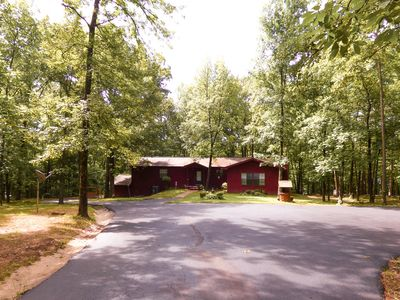 Photo for Lakefront Home Just Steps Away From Greers Ferry Lake