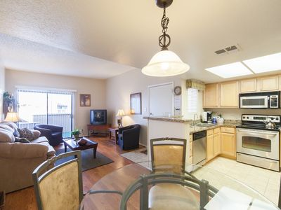 Photo for Remodeled Condo, Steps Away from Pool & Everything Nearby (Shops & Restaurants)