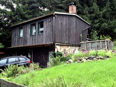 Photo for Cozy Holiday Home in Güntersberge with Private Terrace