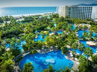 """Photo for Grand Mayan 2 Bdrm Suite - """"2 for 1"""" Golf and Spa included - Multiple weeks"""