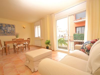 Photo for Large half new house, close to the center and the beach of Sant Feliu. With a very good in