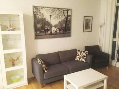 Photo for Stunning New Downtown Condo - free parking!