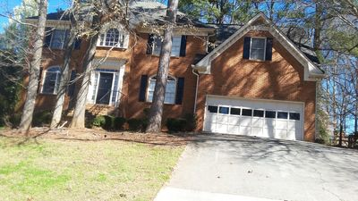 Photo for Elegant 2 Story Brick/Suburban Atlanta - Tucker- Near Stone Mountain