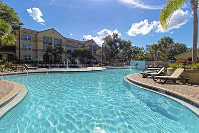 Westgate Blue Tree Resort Pool