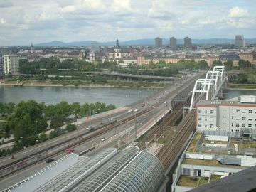 Ludwigshafen Middle Station, Germany