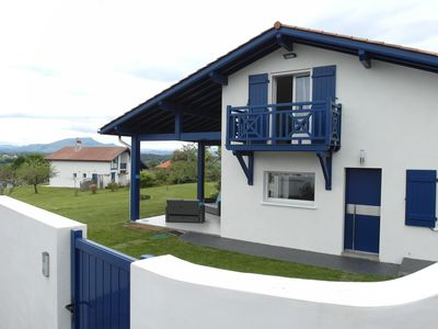 Photo for Pretty house ind. 3 ch, 2km beaches, 5 mn Biarritz
