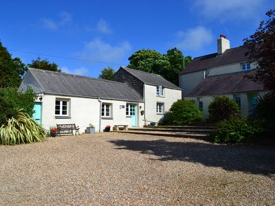 Photo for Cottage in Pembrokeshire National Park . Close to beaches, coast paths, castles.