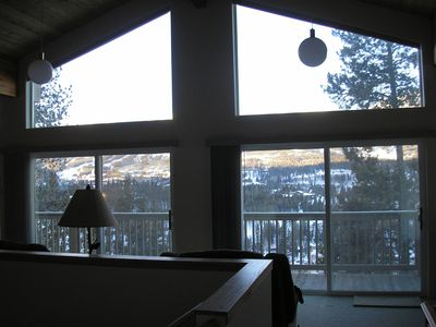 Photo for Dramatic Views, Private Hot Tub, Large Decks, BBQ, Close to Town