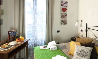 Photo for B & B Elena double room at 200 meters from the excavations