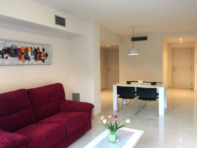 Photo for Apart-Rent-Modern apartment near the beach with wifi (2003)