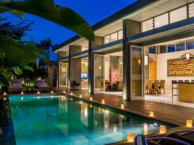 Photo for Damai, 3 Bedroom Villa,Central Seminyak;