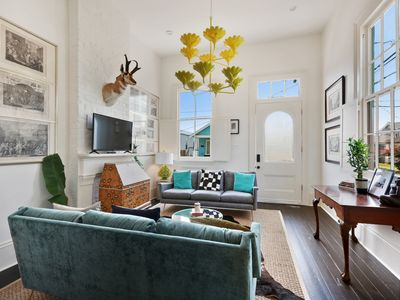 Photo for Stayloom's Sweet and Sunny Designer Home   near FQ