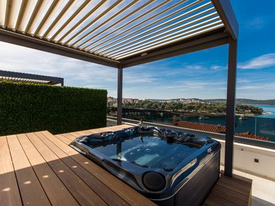 Photo for Luxury Apartment Royal M with Pool V
