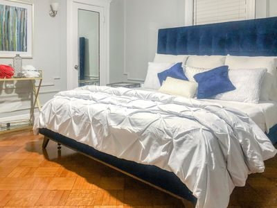 Photo for Luxury King Bedroom  close to Downtown!